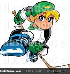 royalty free rf hockey clipart illustration by clip art mascots stock sample [ 1024 x 1024 Pixel ]