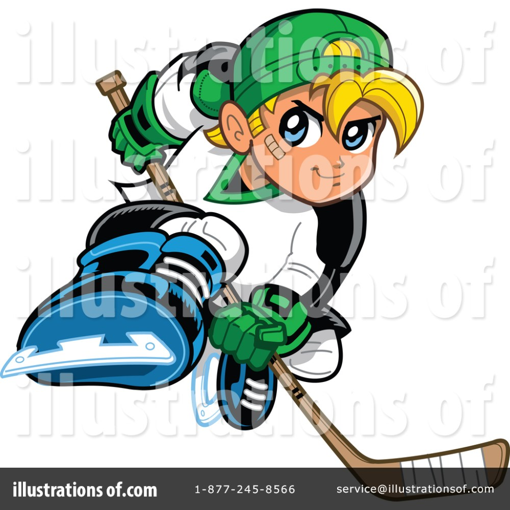 medium resolution of royalty free rf hockey clipart illustration by clip art mascots stock sample