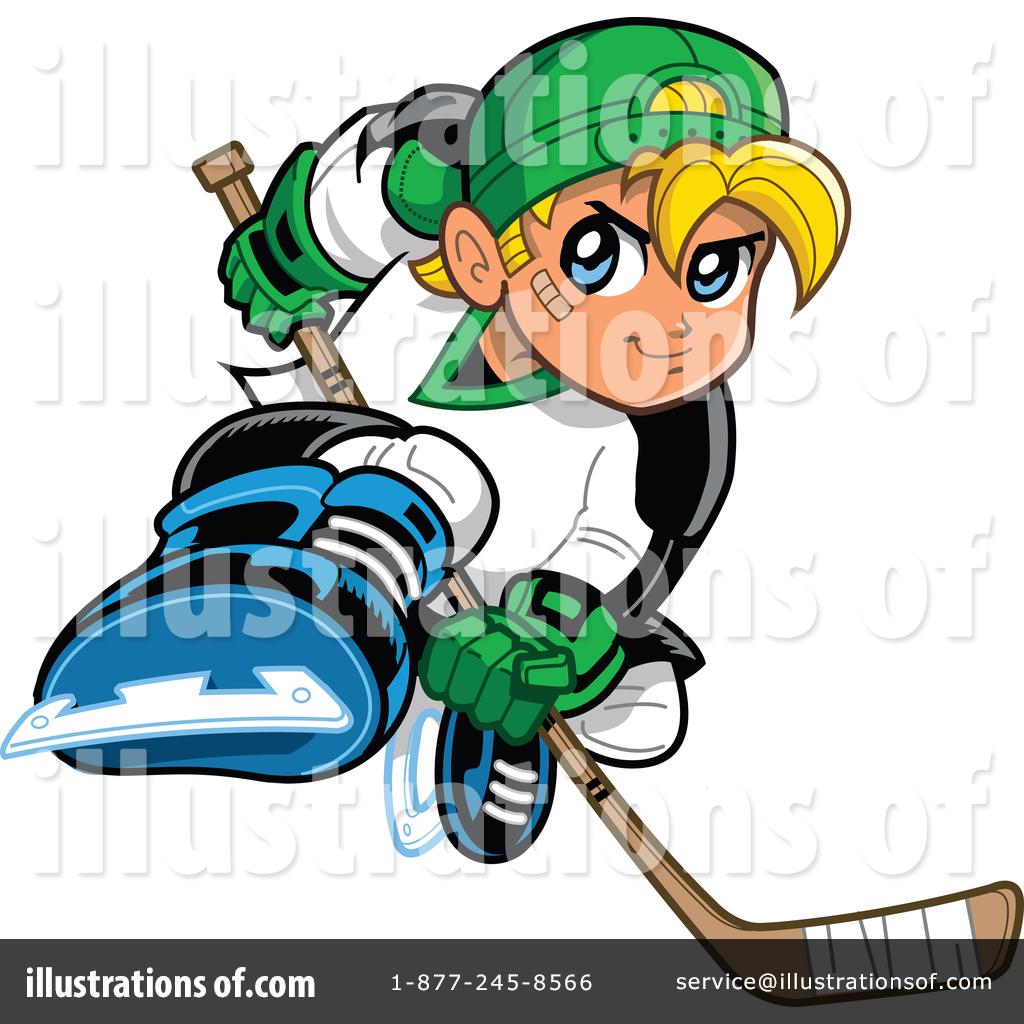 hight resolution of royalty free rf hockey clipart illustration by clip art mascots stock sample