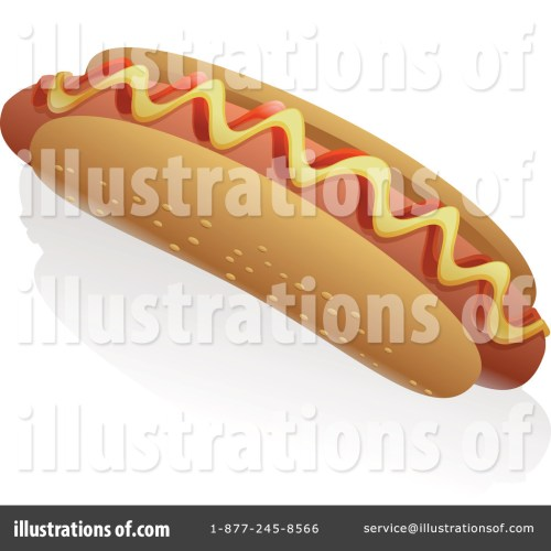 small resolution of royalty free rf hot dog clipart illustration by tonis pan stock sample