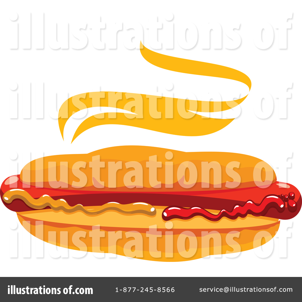 hight resolution of royalty free rf hot dog clipart illustration 1434711 by vector tradition sm