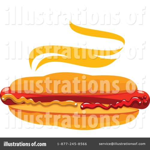 small resolution of royalty free rf hot dog clipart illustration 1434711 by vector tradition sm