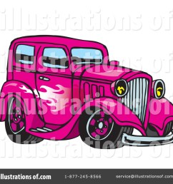 royalty free rf hot rod clipart illustration 65658 by dennis holmes designs [ 1024 x 1024 Pixel ]