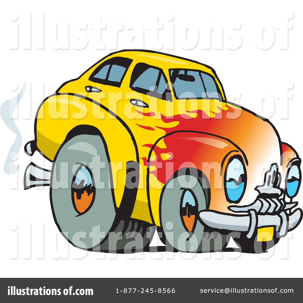 hight resolution of royalty free rf hot rod clipart illustration 65659 by dennis holmes designs