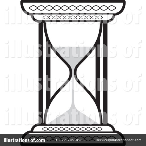 small resolution of royalty free rf hourglass clipart illustration 1052856 by lal perera