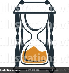 royalty free rf hourglass clipart illustration by vector tradition sm stock sample [ 1024 x 1024 Pixel ]