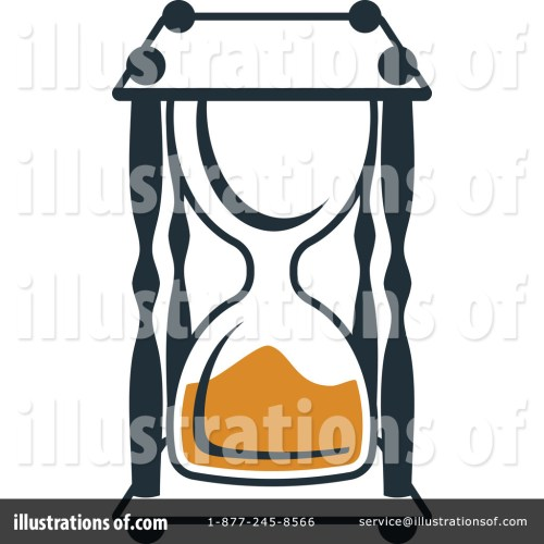 small resolution of royalty free rf hourglass clipart illustration by vector tradition sm stock sample