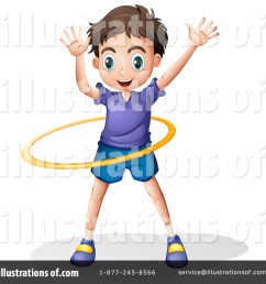 royalty free rf hula hoop clipart illustration by graphics rf stock sample [ 1024 x 1024 Pixel ]