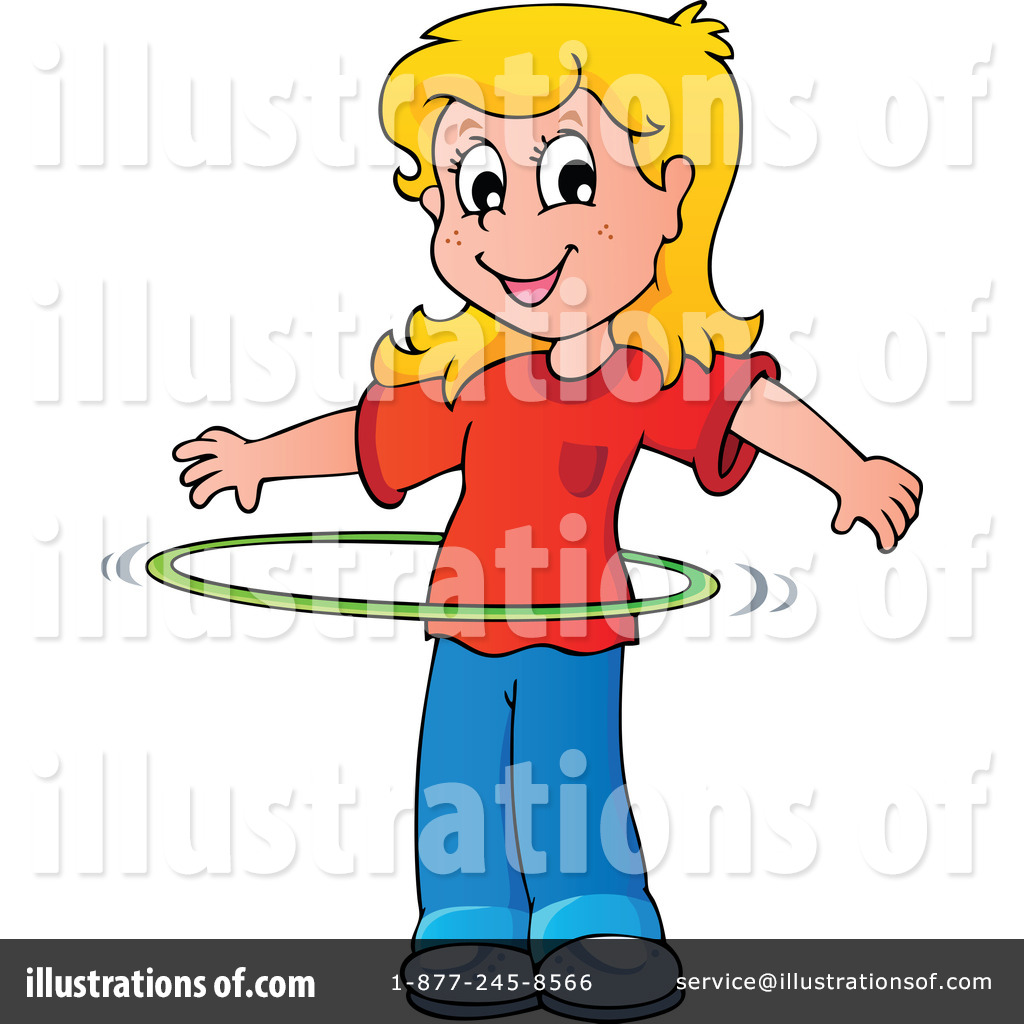 hight resolution of royalty free rf hula hoop clipart illustration 1167296 by visekart