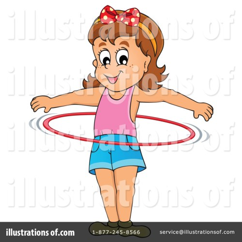 small resolution of royalty free rf hula hoop clipart illustration 1186290 by visekart