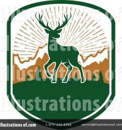 royalty free rf hunting clipart illustration by vector tradition sm stock sample [ 1024 x 1024 Pixel ]