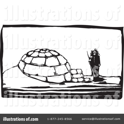 small resolution of royalty free rf igloo clipart illustration 97810 by xunantunich