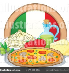 royalty free rf italian cuisine clipart illustration 1114862 by visekart [ 1024 x 1024 Pixel ]