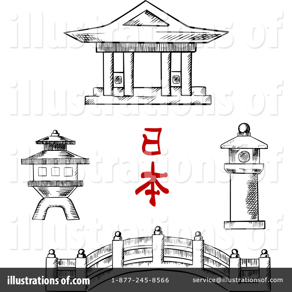hight resolution of royalty free rf japanese clipart illustration by vector tradition sm stock sample