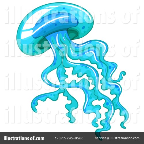 small resolution of royalty free rf jellyfish clipart illustration 1344567 by graphics rf