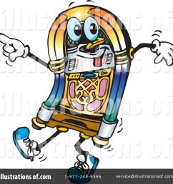 royalty free rf jukebox clipart illustration by dennis holmes designs stock sample [ 1024 x 1024 Pixel ]