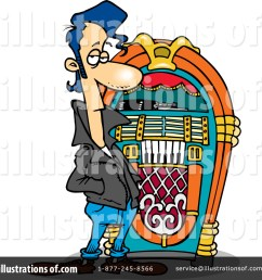 royalty free rf jukebox clipart illustration 438067 by toonaday [ 1024 x 1024 Pixel ]