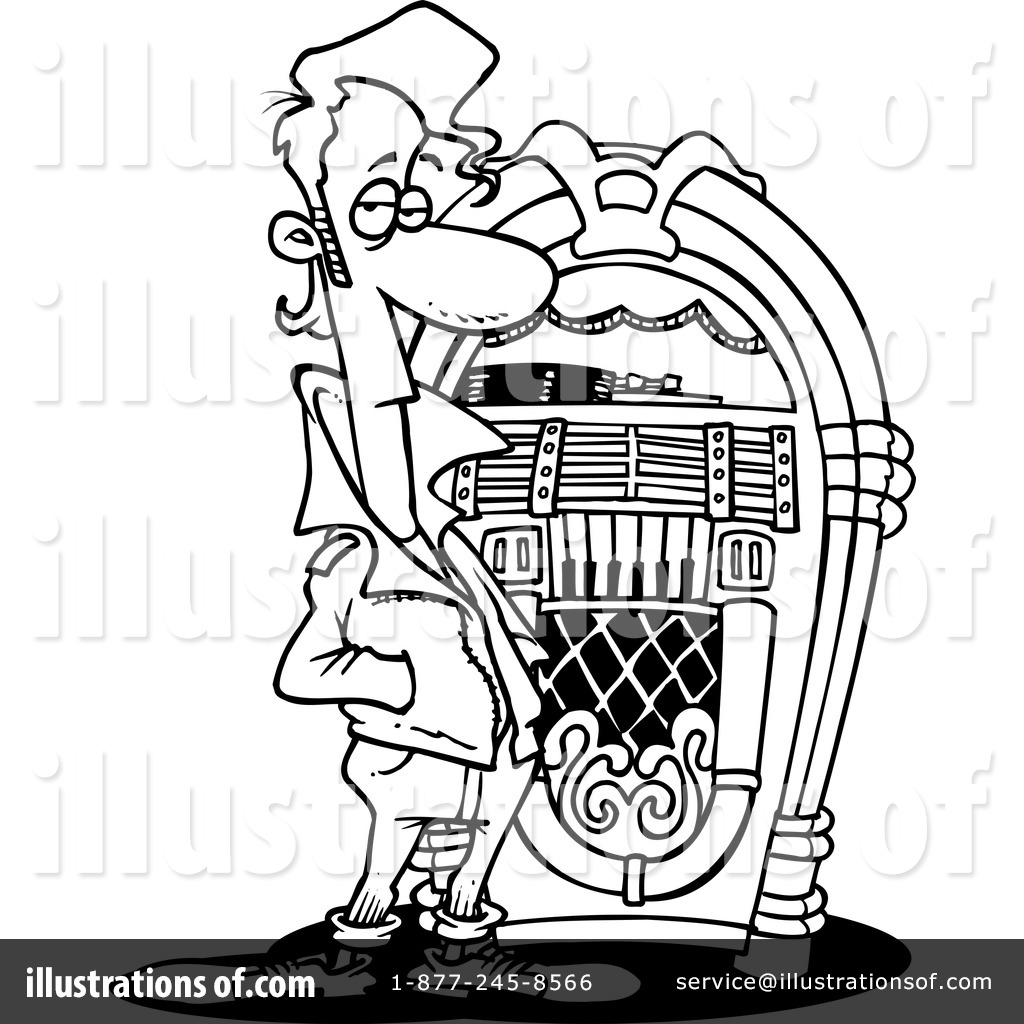 hight resolution of royalty free rf jukebox clipart illustration 438068 by toonaday