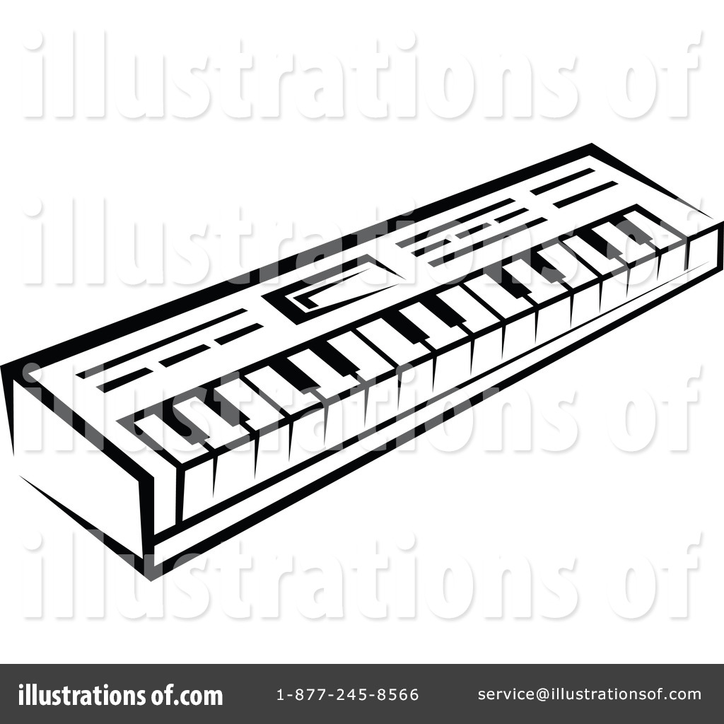 Keyboard Clipart By Seamartini Graphics