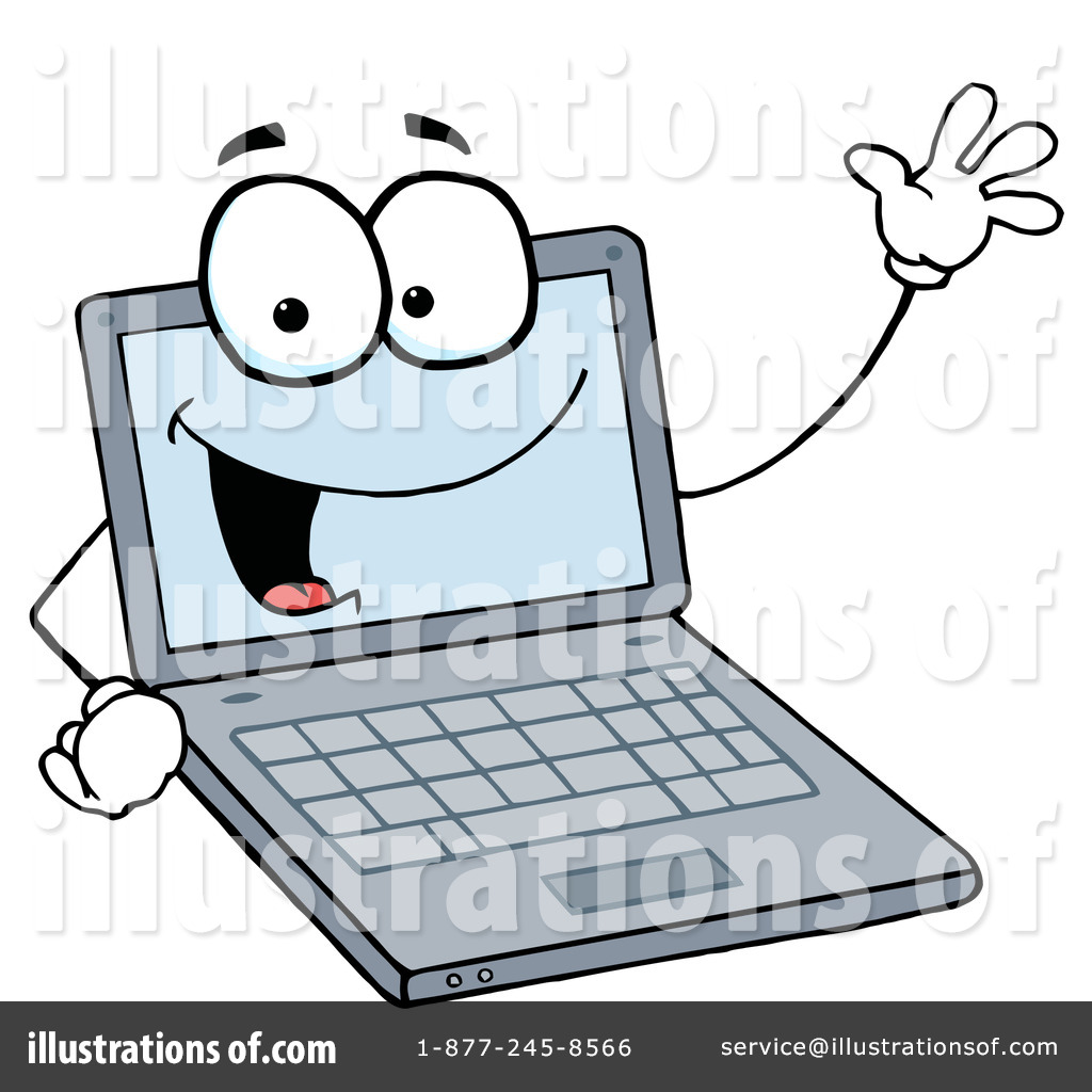 hight resolution of laptop clipart