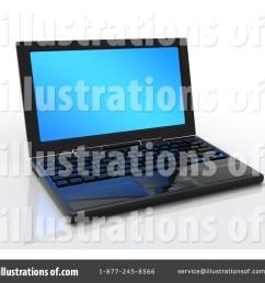 royalty free rf laptop clipart illustration 82742 by tonis pan [ 1024 x 1024 Pixel ]