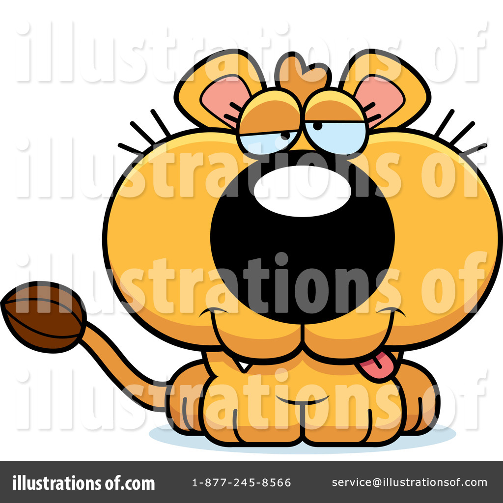 hight resolution of royalty free rf lioness clipart illustration 1091272 by cory thoman