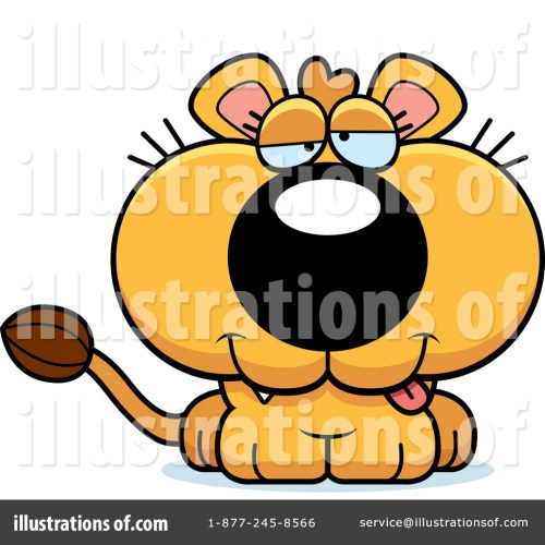 small resolution of royalty free rf lioness clipart illustration 1091272 by cory thoman