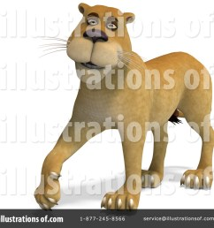 royalty free rf lioness clipart illustration 1074960 by ralf61 [ 1024 x 1024 Pixel ]