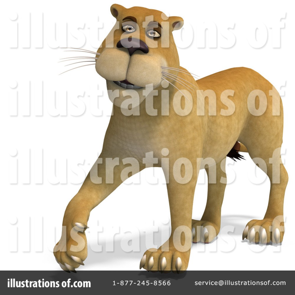 medium resolution of royalty free rf lioness clipart illustration 1074960 by ralf61