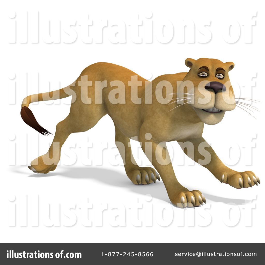 hight resolution of royalty free rf lioness clipart illustration 1074965 by ralf61
