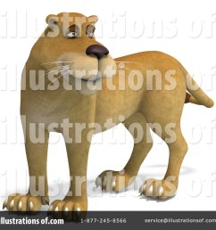 royalty free rf lioness clipart illustration 1074966 by ralf61 [ 1024 x 1024 Pixel ]