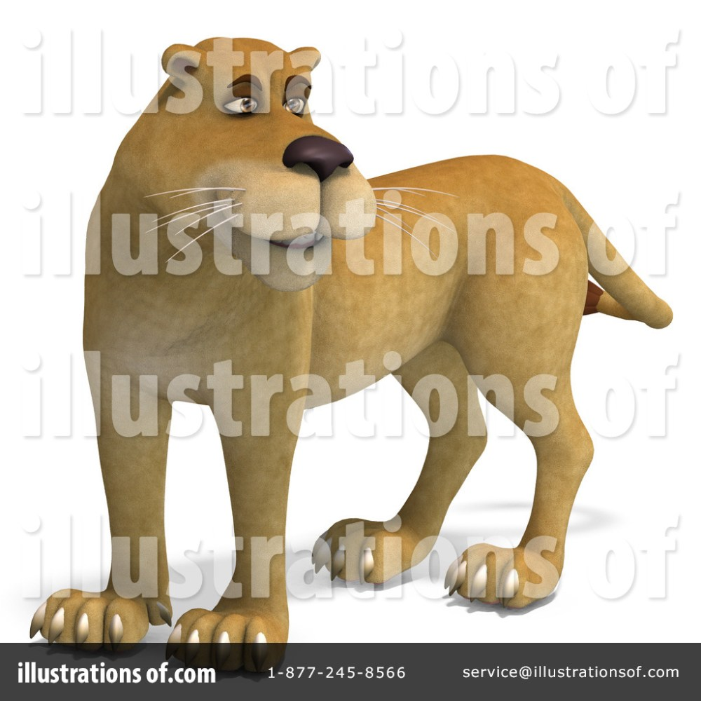 medium resolution of royalty free rf lioness clipart illustration 1074966 by ralf61