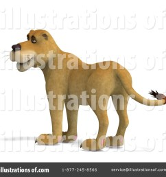 royalty free rf lioness clipart illustration 1074967 by ralf61 [ 1024 x 1024 Pixel ]
