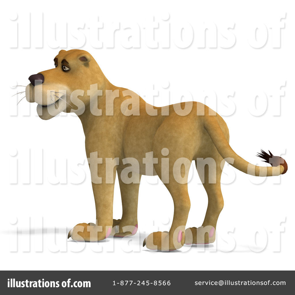 hight resolution of royalty free rf lioness clipart illustration 1074967 by ralf61
