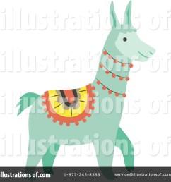 royalty free rf llama clipart illustration 1551787 by cherie reve [ 1024 x 1024 Pixel ]