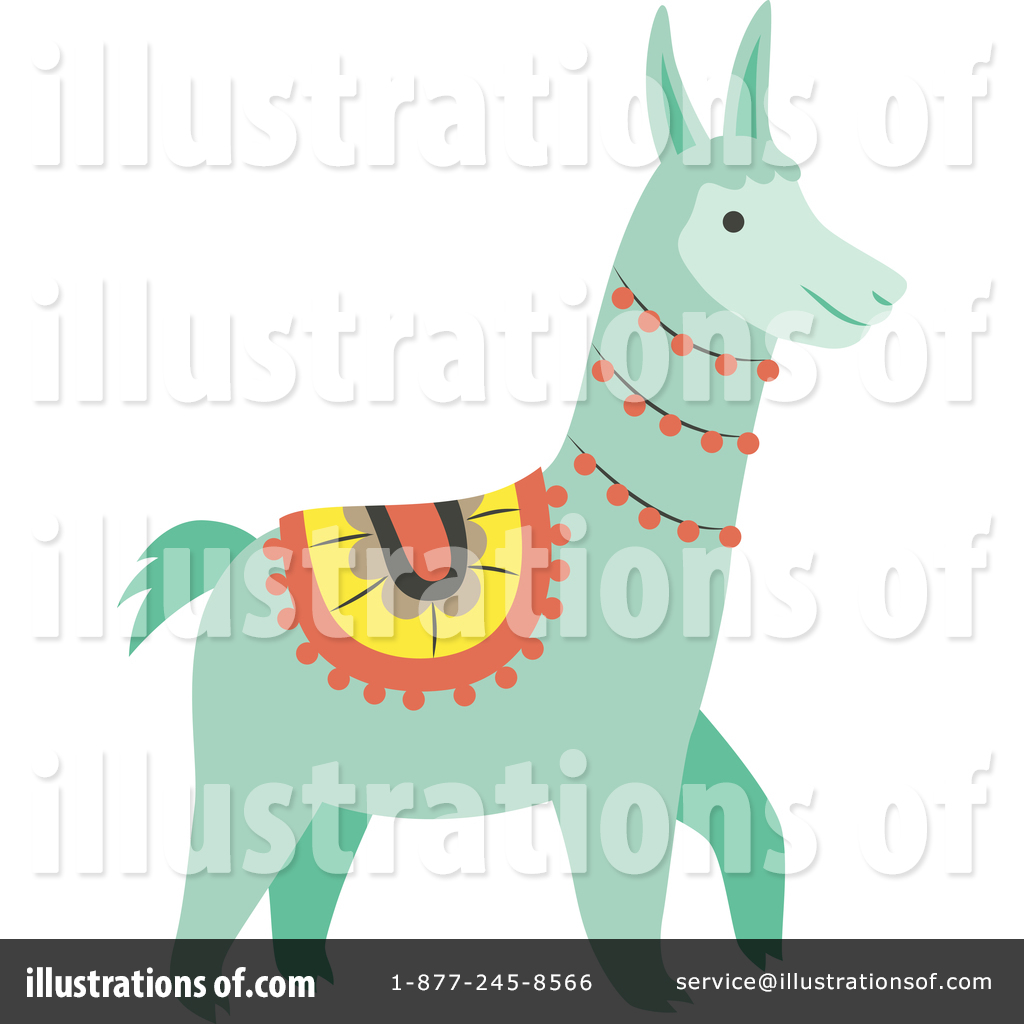 hight resolution of royalty free rf llama clipart illustration 1551787 by cherie reve