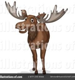 moose clipart [ 1024 x 1024 Pixel ]
