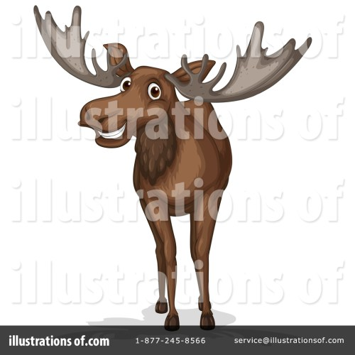 small resolution of moose clipart