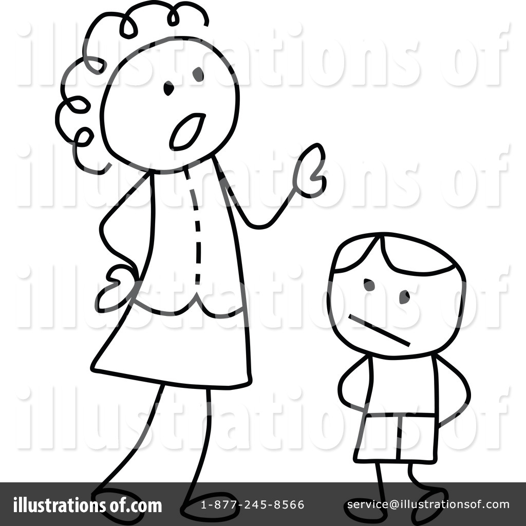 Clipart Mom
