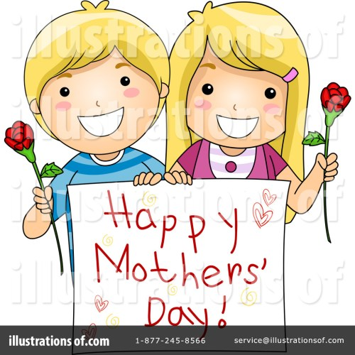 small resolution of royalty free rf mothers day clipart illustration 1063482 by bnp design studio