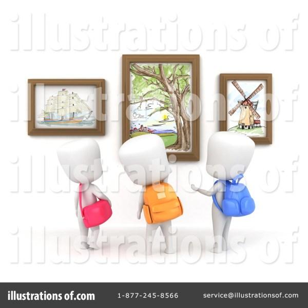 Museum Clipart #1080511 - Illustration Bnp Design Studio