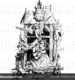 royalty free rf nativity clipart illustration 1154743 by prawny vintage [ 1024 x 1024 Pixel ]
