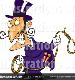 royalty free rf noose clipart illustration 443199 by toonaday [ 1024 x 1024 Pixel ]