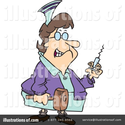 small resolution of royalty free rf nurse clipart illustration 440145 by toonaday