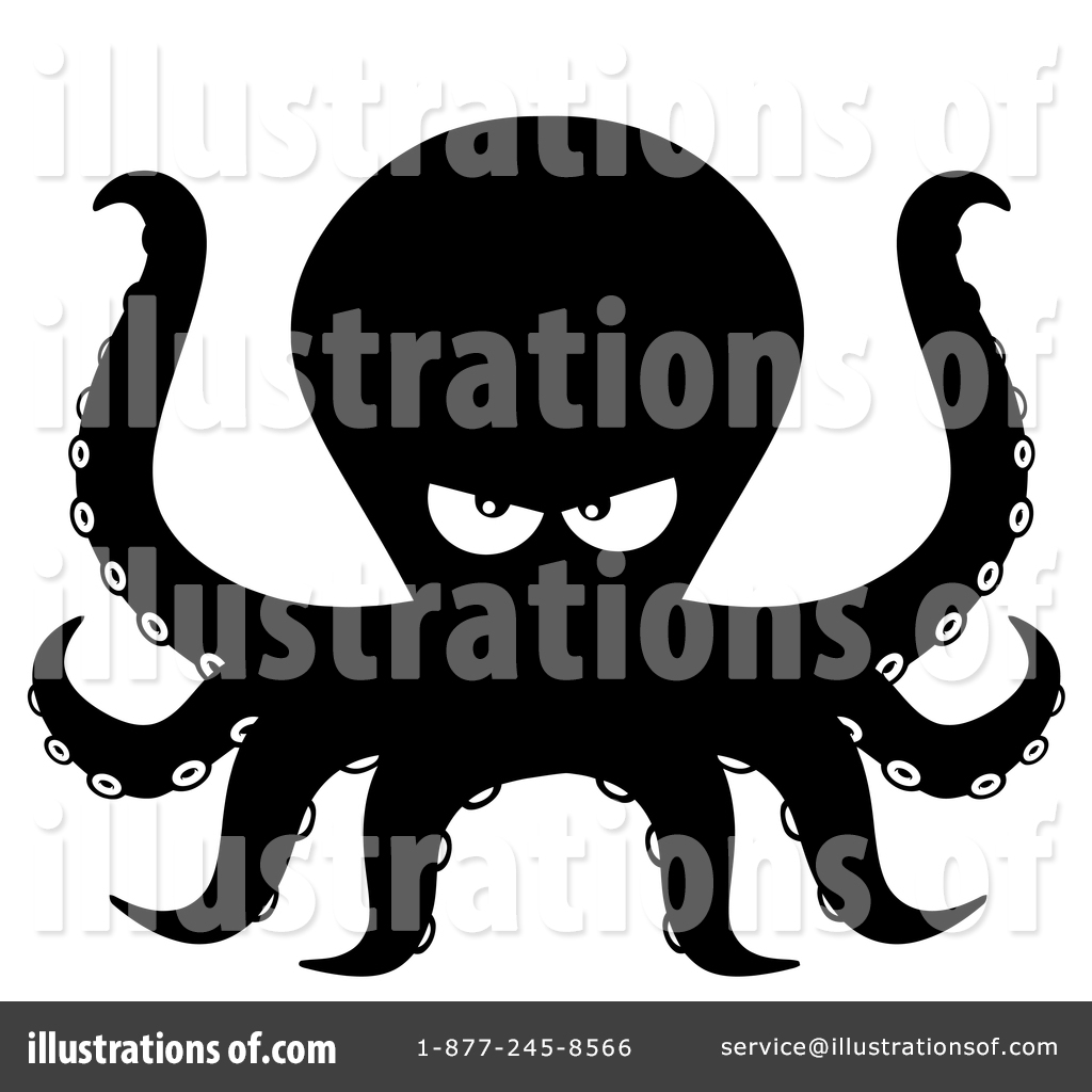 hight resolution of royalty free rf octopus clipart illustration 1458792 by hit toon