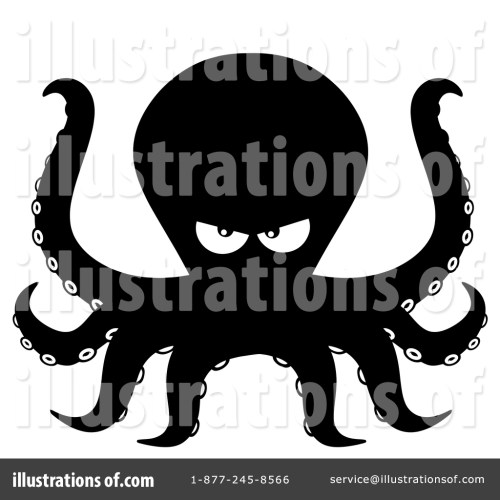 small resolution of royalty free rf octopus clipart illustration 1458792 by hit toon