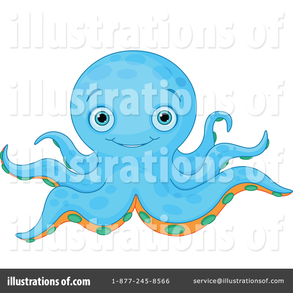 hight resolution of royalty free rf octopus clipart illustration 1198979 by pushkin