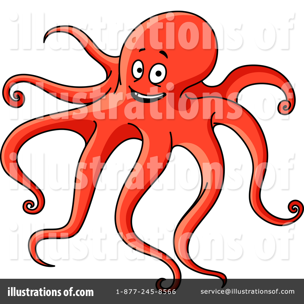 hight resolution of royalty free rf octopus clipart illustration by vector tradition sm stock sample