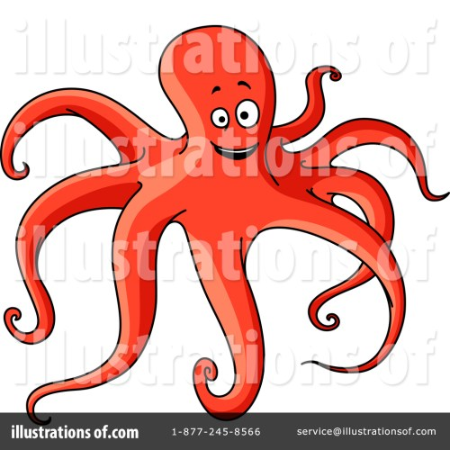 small resolution of royalty free rf octopus clipart illustration by vector tradition sm stock sample