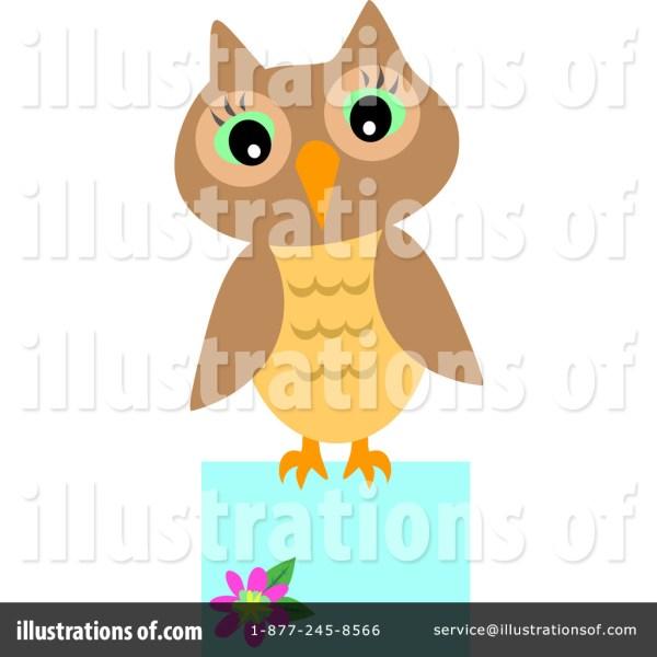Owl Clipart #64634 - Illustration Bpearth
